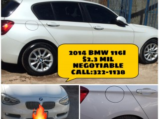 2014 BMW 116i for sale in Kingston / St. Andrew, Jamaica