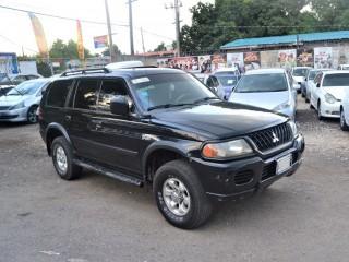 2003 Mitsubishi MONTERO SPORT for sale in Jamaica
