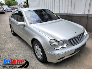 2003 Mercedes Benz C200 for sale in Kingston / St. Andrew, Jamaica