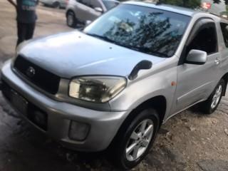 2000 Toyota RAV4 L for sale in Kingston / St. Andrew, Jamaica