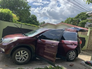 2015 Honda CRV for sale in Kingston / St. Andrew,