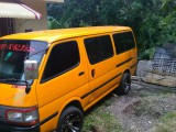 '99 Toyota Hiace for sale in Jamaica