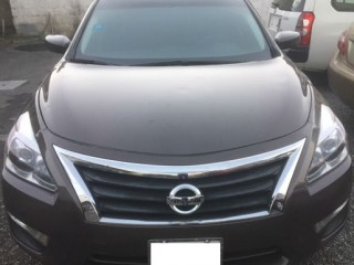 '13 Nissan ALTIMA S for sale in Jamaica