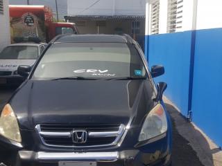 2002 Honda CRV for sale in Jamaica