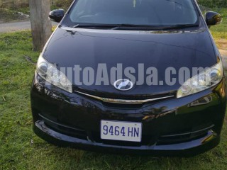 2012 Toyota Wish for sale in Kingston / St. Andrew, Jamaica