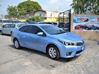 '15 Toyota corolla for sale in Jamaica