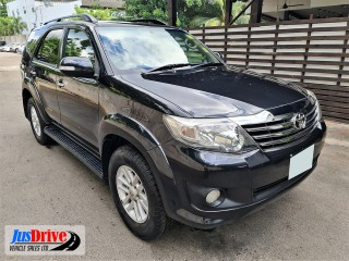 2014 Toyota FORTUNER for sale in Kingston / St. Andrew, Jamaica