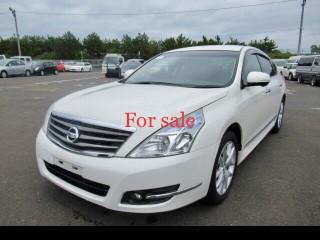 '13 Nissan Teana for sale in Jamaica