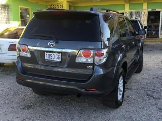 2013 Toyota Fortuner for sale in Clarendon, Jamaica