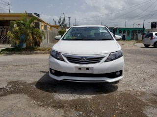 '13 Toyota Allion for sale in Jamaica