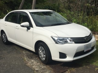 2015 Toyota Axio for sale in Kingston / St. Andrew,