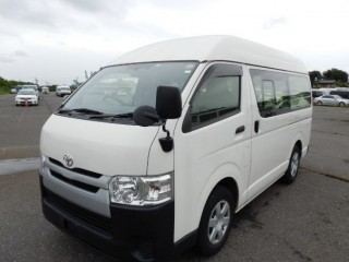 2017 Toyota Hiace for sale in Kingston / St. Andrew, Jamaica
