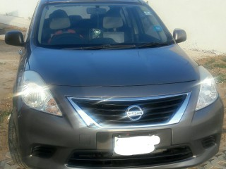 '14 Nissan Versa for sale in Jamaica