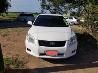 2010 Toyota Axio for sale in Kingston / St. Andrew, Jamaica