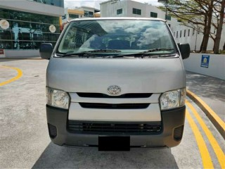 2015 Toyota HIACE PANNEL MANUL for sale in Kingston / St. Andrew, Jamaica
