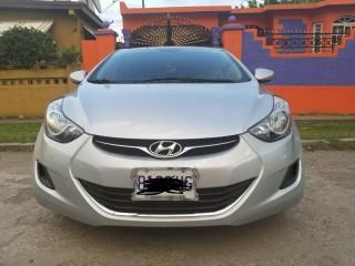 2013 Hyundai Elantra for sale in Kingston / St. Andrew, Jamaica