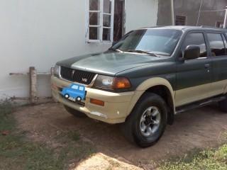 '97 Mitsubishi Montero for sale in Jamaica
