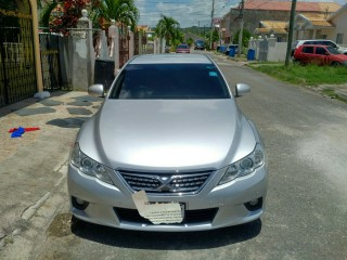 '12 Toyota Mark X for sale in Jamaica