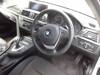 '13 BMW 320 for sale in Jamaica