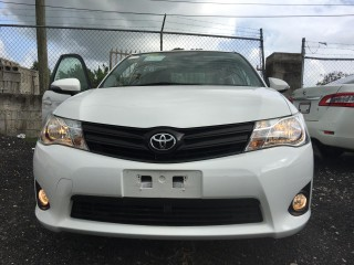 2014 Toyota Axio for sale in St. James, Jamaica