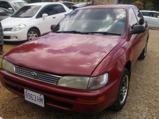 '93 Toyota Corolla for sale in Jamaica