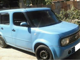 '07 Nissan Cube for sale in Jamaica