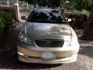 2004 Toyota Toyota Corolla Altis for sale in Jamaica