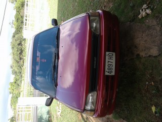 '92 Toyota Starlet for sale in Jamaica