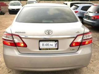 '10 Toyota Premio G for sale in Jamaica