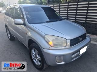 2002 Toyota RAV 4 for sale in Kingston / St. Andrew, Jamaica
