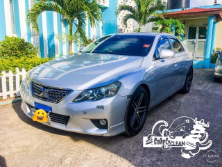 2010 Toyota Mark x   sport premium for sale in St. Ann, Jamaica