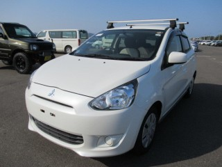 '13 Mitsubishi Mirage for sale in Jamaica