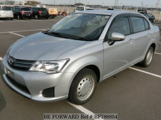2013 Toyota Corolla Axio for sale in Kingston / St. Andrew,