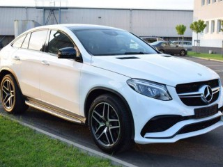 '17 Mercedes Benz GLE for sale in Jamaica
