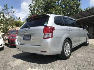 '13 Toyota Fielder for sale in Jamaica