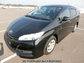 '13 Toyota wish for sale in Jamaica