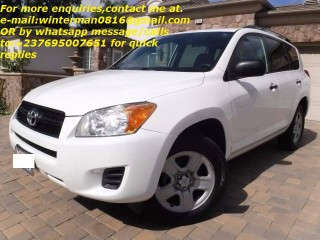 '09 Toyota Rav4 for sale in Jamaica