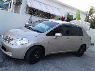 2011 Nissan Tida for sale in Kingston / St. Andrew, Jamaica