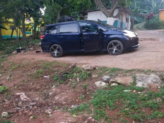 2010 Toyota Wish for sale in Jamaica