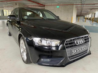 2015 Audi A4 CONNESSION AVALIABLE CALL 100 percent financing for sale in Kingston / St. Andrew, Jamaica