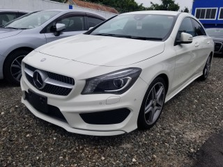 2015 Mercedes Benz CLA 180 for sale in Kingston / St. Andrew, Jamaica