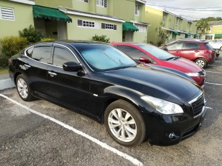 '12 Nissan Fuga for sale in Jamaica