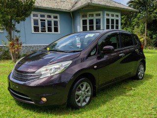 2014 Nissan Note for sale in Manchester, Jamaica