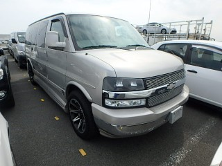 '14 Chevrolet Express for sale in Jamaica
