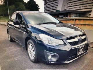 2014 Subaru Impreza for sale in Jamaica