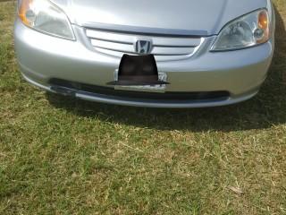 '02 Honda Civic for sale in Jamaica