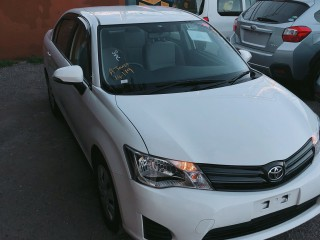 2013 Toyota Corolla Axio for sale in Kingston / St. Andrew, Jamaica