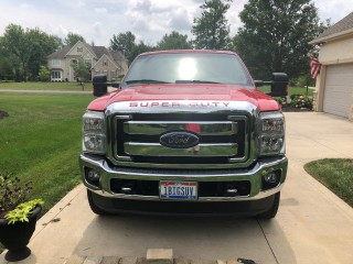 '14 Ford pickup for sale in Jamaica