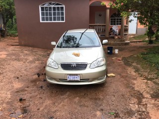 2006 Toyota Altis for sale in Jamaica