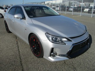 2013 Toyota Mark x for sale in Manchester, Jamaica